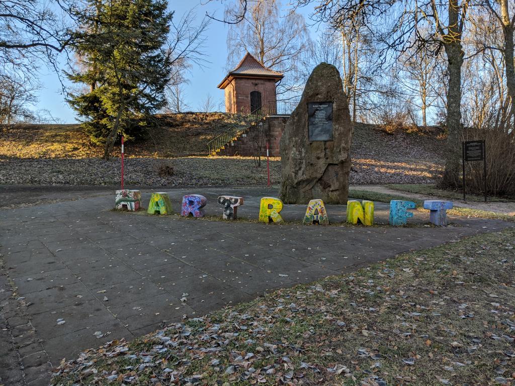 Denkmal Kienberg