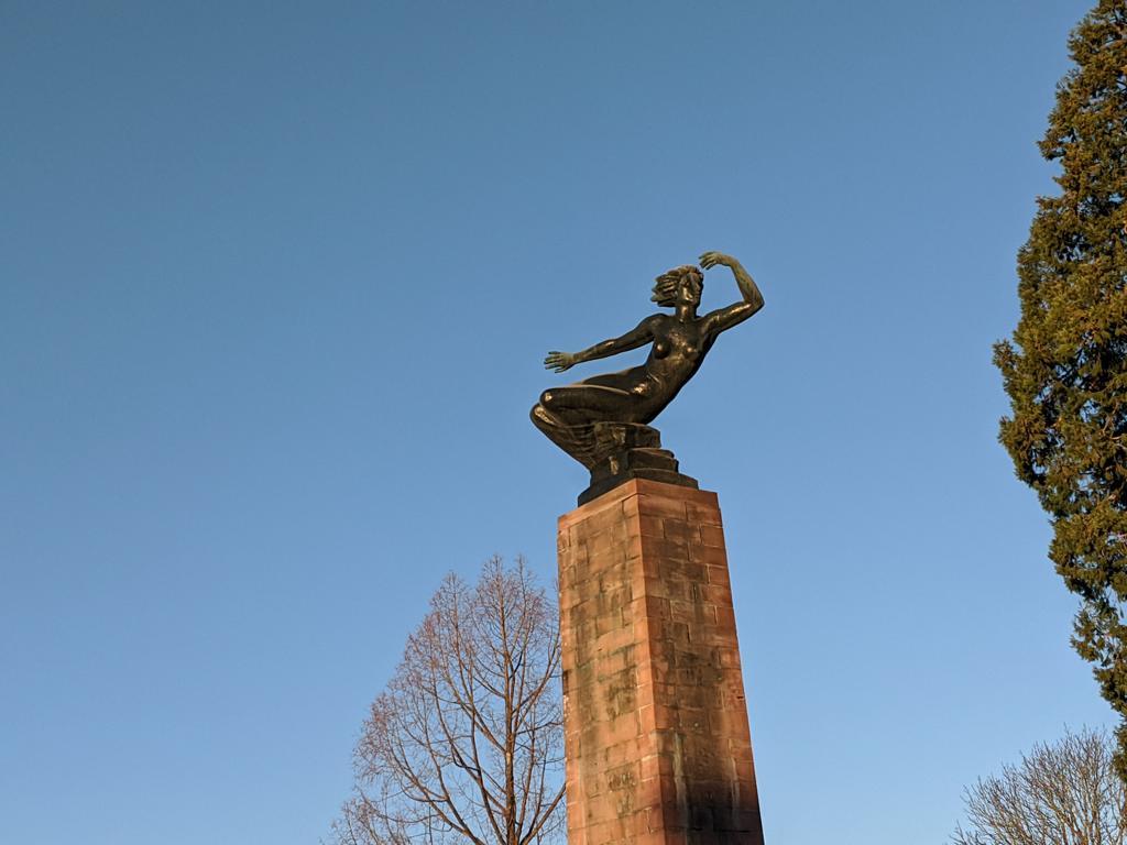 Denkmal in Freundenstadt